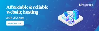 Get unlimited web hosting from whohogohost, affordable and reliable